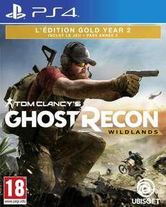Tom Clancy's Ghost Recon Wildlands - Year 2 Gold Edition (PlayStation 4) [PEGI]