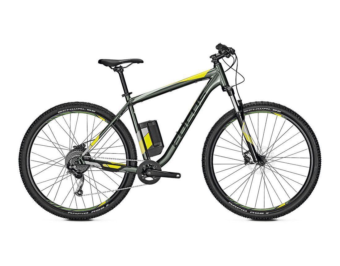 Focus Whistler 2 3.9 E-Mountainbike