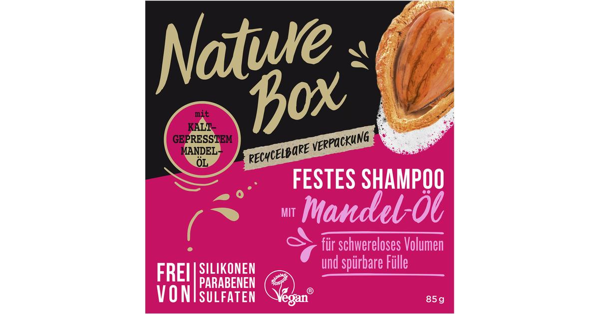 Nature Box Produkte bis zu 20% Rabatt - mit Extracoupon im Laden oder App nochmal 1 € Direktabzug