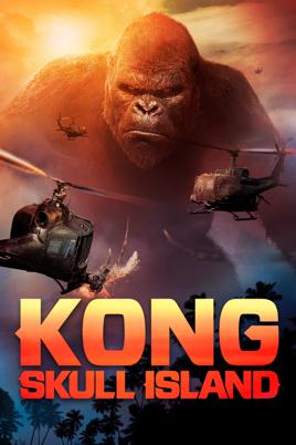 Kong: Skull Island 4K Dolby Vision Dolby Atmos