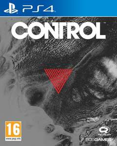 Control Deluxe Edition - Future Pack (PS4) für 34,50€ (Coolshop)