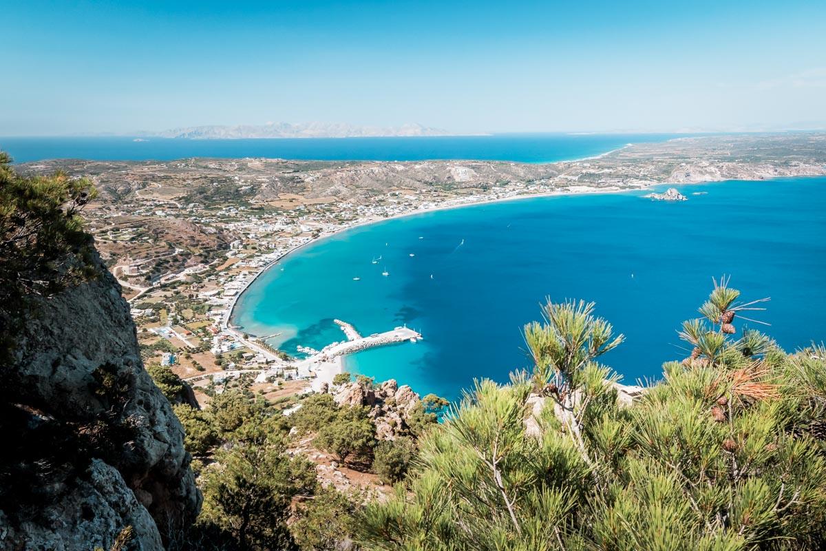 Griechenland: Hin und Rückflug von Berlin Tegel nach Kos im April für 38€