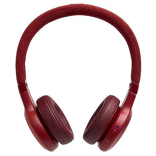 JBL LIVE 400BT - On-Ear Bluetooth-Kopfhörer rot [Cyberport]