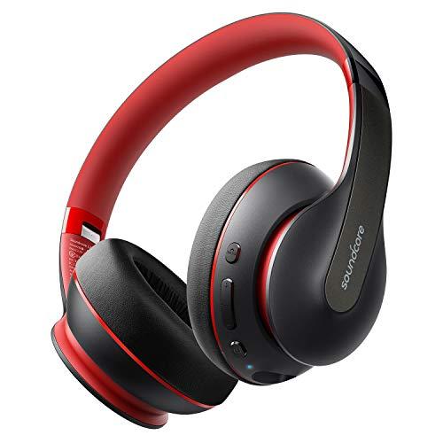 Anker Soundcore Life Q10 Bluetooth Kopfhörer (Hi-Res zertifizierter Sound, 60 Stunden Akkulaufzeit, USB-C Laden, Intensiver Bass)