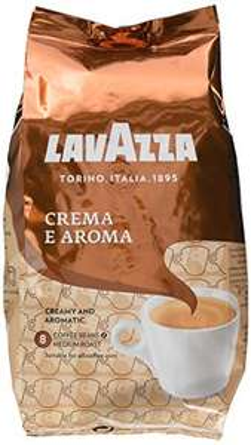 Lavazza Kaffeebohnen Caffè Crema e Aroma , 1er Pack (1 x 1 kg)