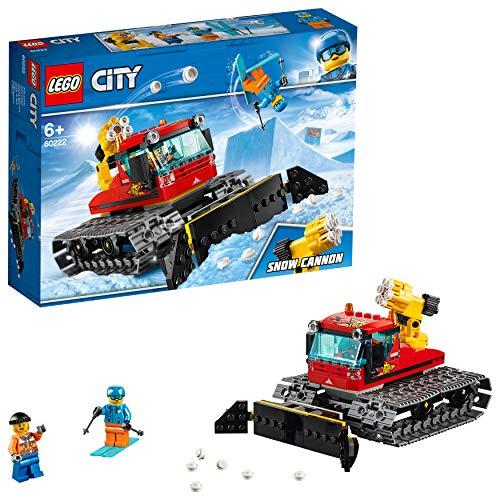 LEGO City 60222 Pistenraupe mit Amazon Prime ohne Versandkosten