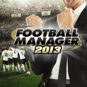 [Steam] Football Manager 2013 für 14€ @GetGames (Win&Mac-Download)