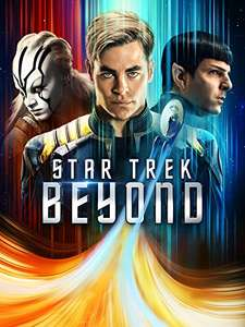 Star Trek Beyond [dt./OV] [HD] [Amazon Prime Video] - und weitere
