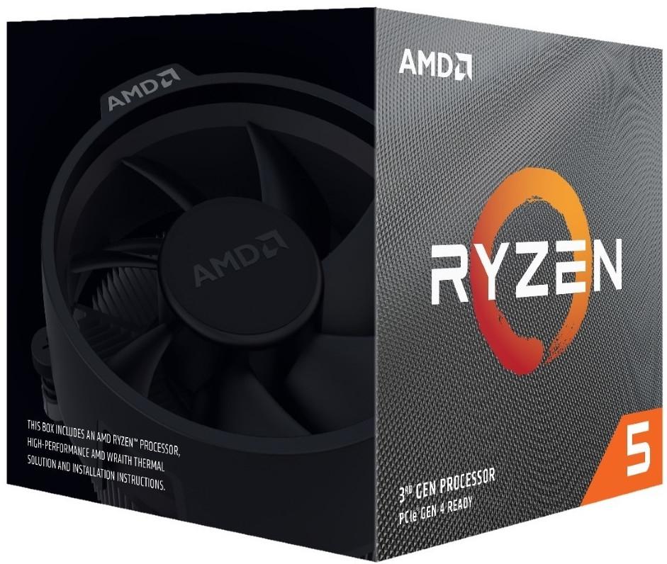 AMD Ryzen 5 3600 CPU, 6x 3.60GHz, boxed (Zahlung mit Mastercard)