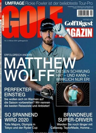 """Jahresabo """"Golf Magazin"""" für 90€ mit 85€ Amazon-Gutschein"""