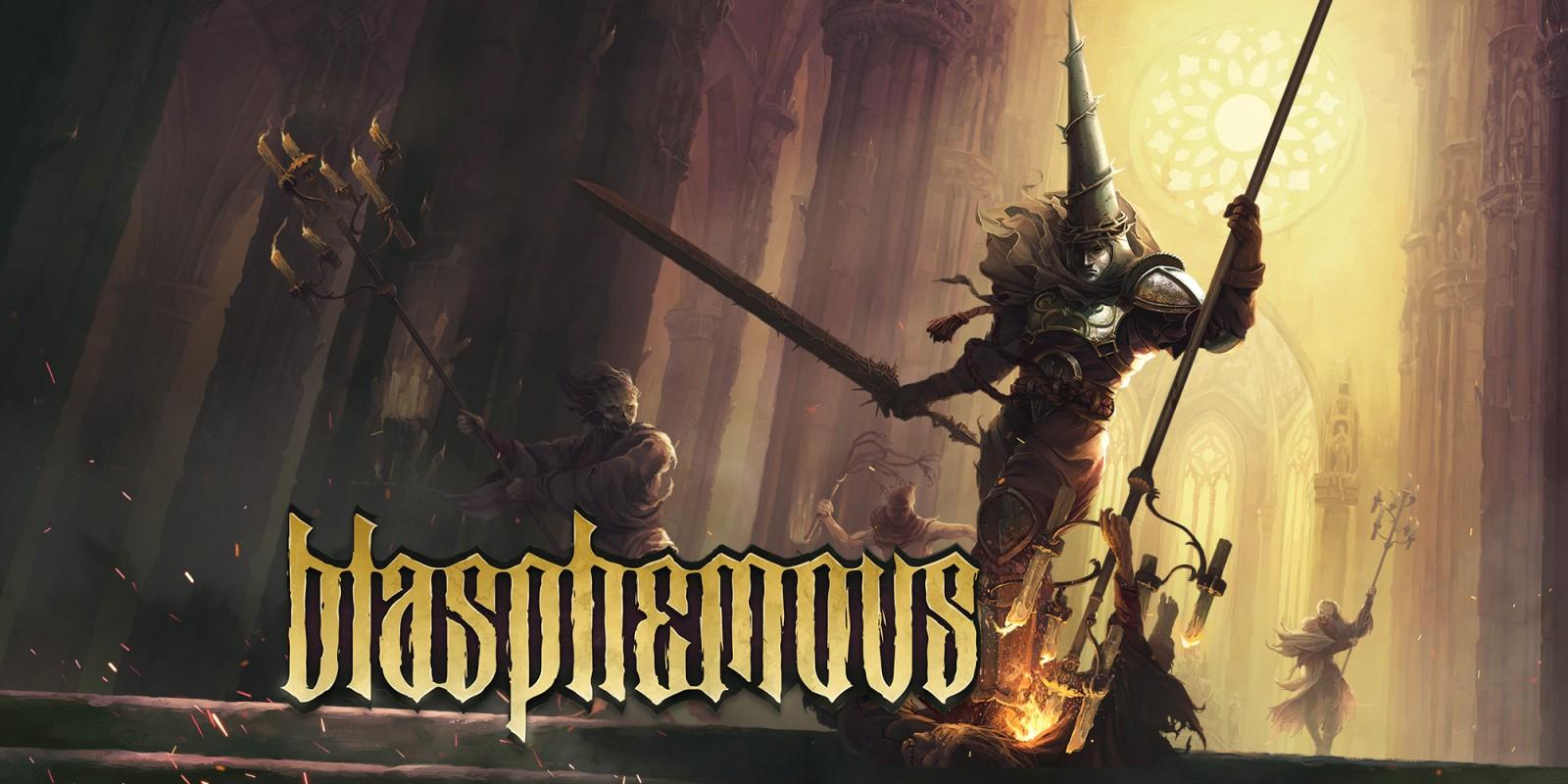 Blasphemous [Switch]