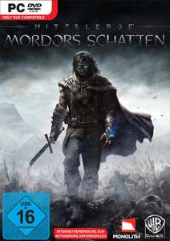Mittelerde Mordors Schatten [Steam] für 1.49€ @ CDKeys