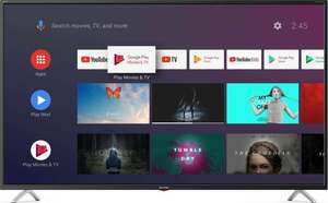 Sharp 55BL3EA 55 Zoll UHD 4K LED Smart-TV (Android TV, HDR/HDR10, Google Cast, Harman-Kardon Sound)
