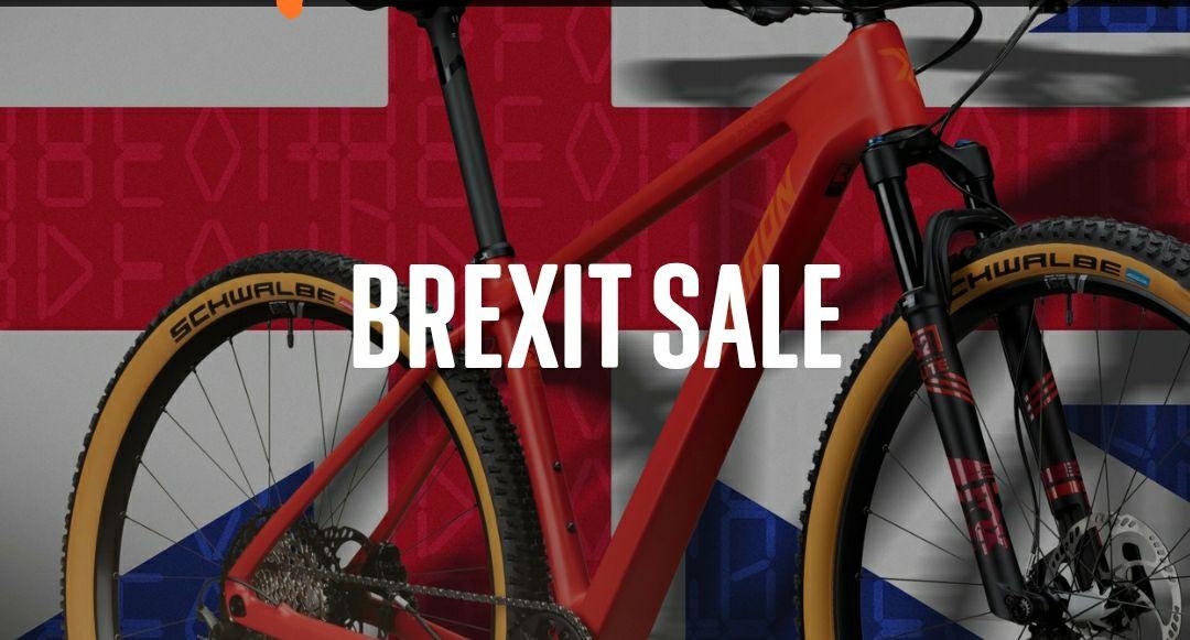 Radon Bike Brexit Sale 10% auf diverse 2020 Modelle