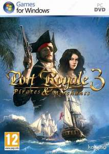[Steam] Port Royale 3 @Greenmangaming