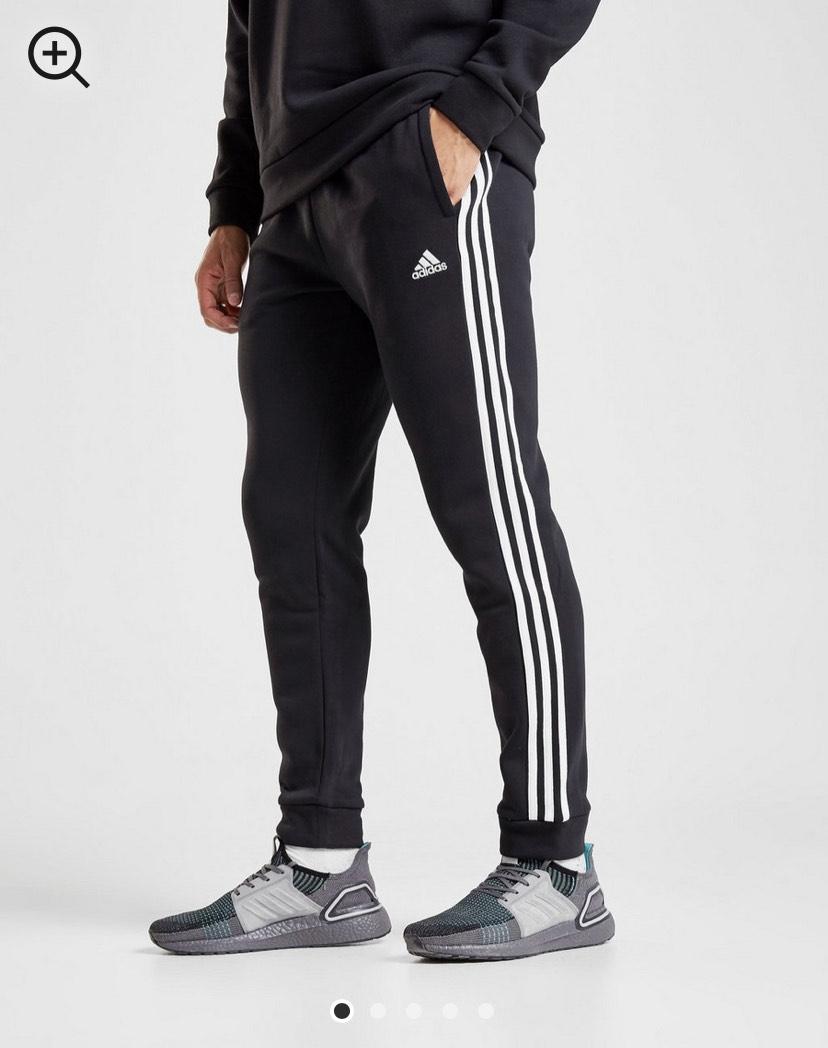 adidas Essentials Trainingshose Herren + Gratis VSK