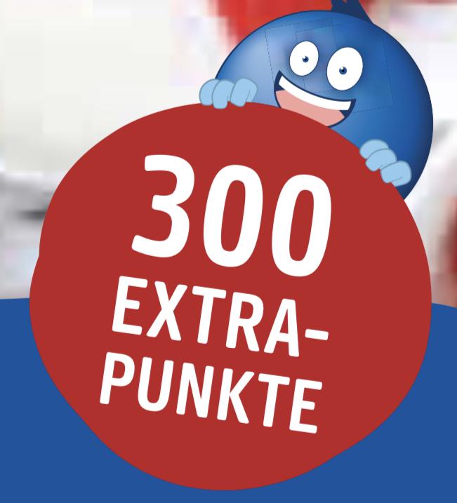 REWE: 300 Extra-Punkte (entspricht 3€) für eine Payback Neuanmeldung - bis 01.03.