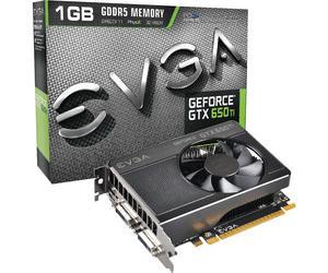 EVGA GeForce GTX 650 Ti Aktiv PCIe 3.0 x16 (1024MB) / Mindstar