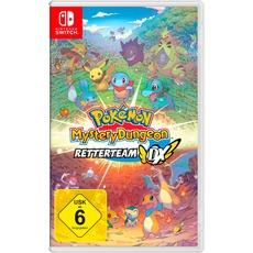 [Vorbestellung] Nintendo Pokemon Mystery Dungeon: Retterteam DX (Nintendo Switch)