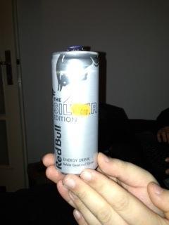 Red Bull Silver Edition - Lokal Göttingen Tegut Innenstadt für 50 Cent
