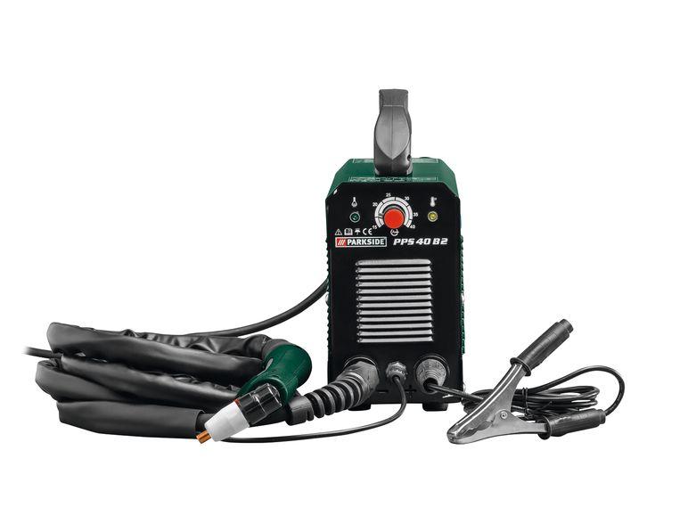 PARKSIDE® Plasmaschneider »PPS 40«, mit Schnellanschluss-System, 2,5 m Schneidkabel