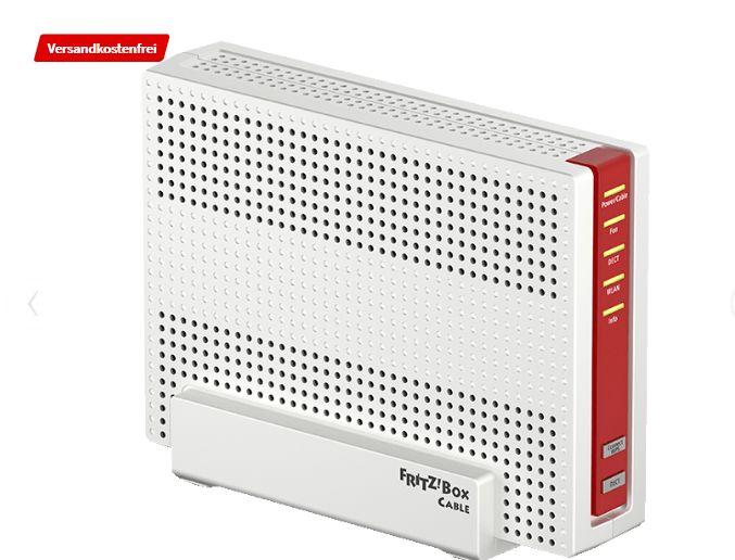 [Mediamarkt] AVM FRITZ!Box 6590 Cable - WLAN Mesh Router mit Kabelanschluss (max. MBit/s 1.733 + 800) für 179,-€