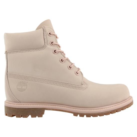 Timberland 6-Inch Premium Boots in Rosa für Damen (verfügbare Größen 38,5 / 39,5)