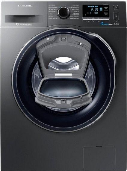 Samsung Waschmaschine ww80k6404qx/eg