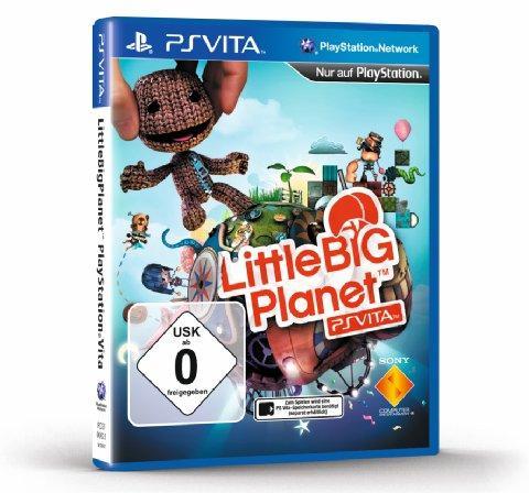 [OFFLINE] Little Big Planet (PS VITA) bei ALPHATECC für 17€