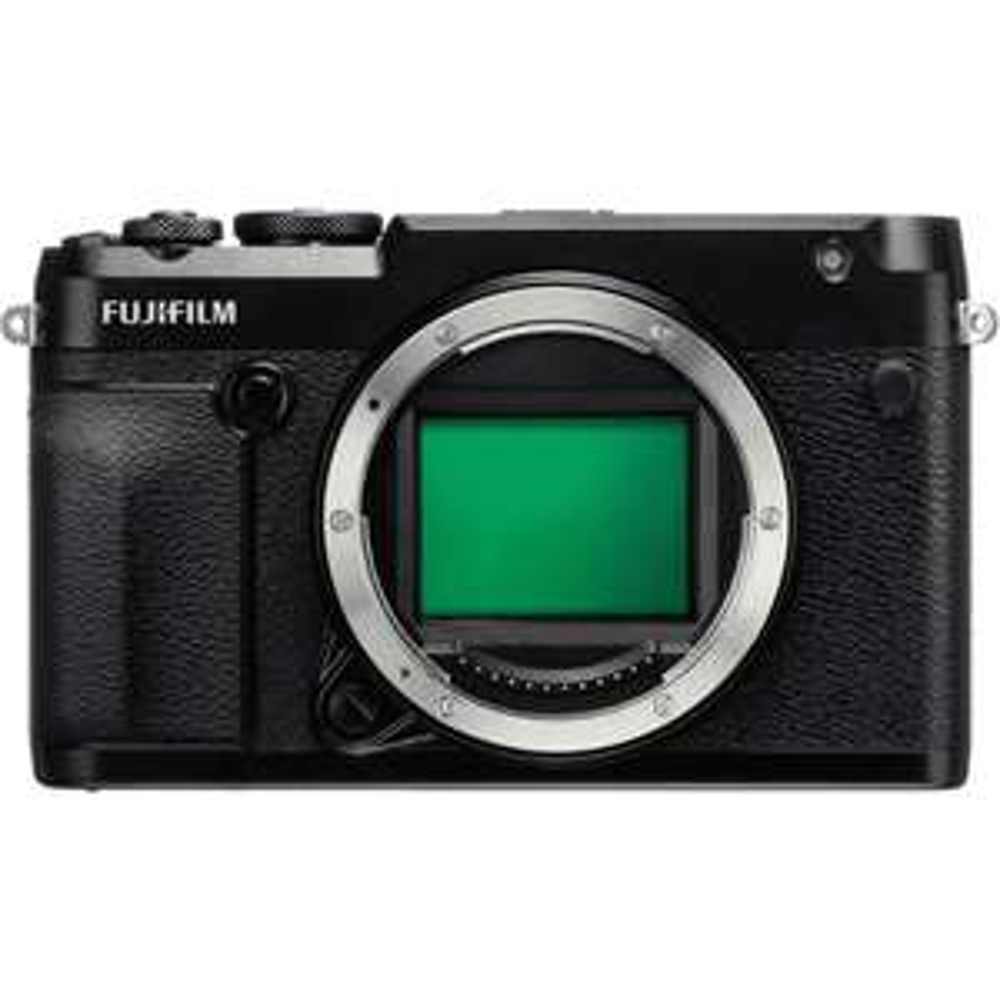 Fujifilm GFX 50R Systemkamera - GFX Cashbackaktion