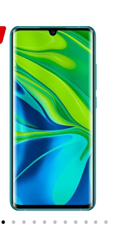 Xiaomi Mi Note 10 Pro MediaMarkt 256GB