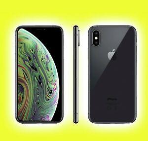 Apple iPhone XS 64GB - Spacegrau (Neu/OVP Versiegelt/Ohne Simlock) - Differenzbesteuerung
