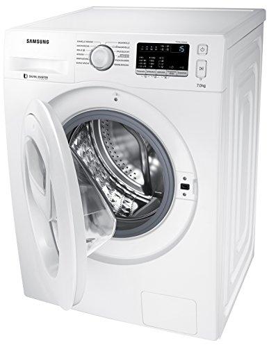 Samsung Waschmaschine WW90K4420YW (Energieklasse A+++ / 1400UpM / 9kg / AddWash / Invertermotor / Eco-Funktion / SmartCheck)