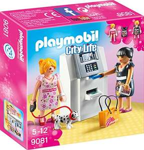 Playmobil City Life - Geldautomat (9081) für 6,99€ (Amazon Prime & Real)