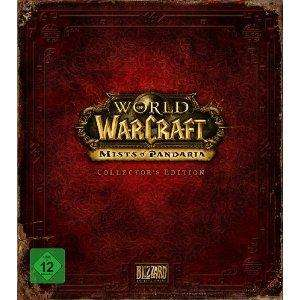 WoW Mists of Pandaria Collector's Edition