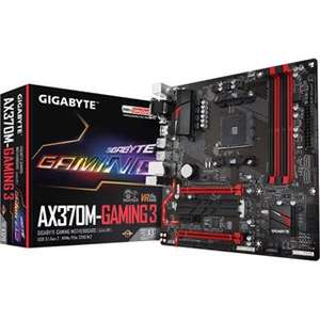 Mindfactory: Gigabyte GA-AX370M-Gaming 3 AMD X370 So. AM4 Mainboard