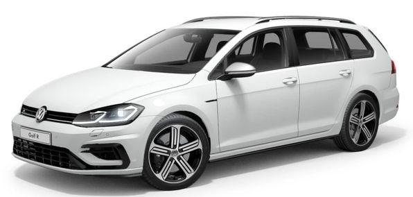 [Privatleasing] VW Golf R Variant 4MOTION 2,0 l TSI OPF mit DSG (300PS), 24 Monate, 260€ im Monat, LP 47865€, GLF 0,60