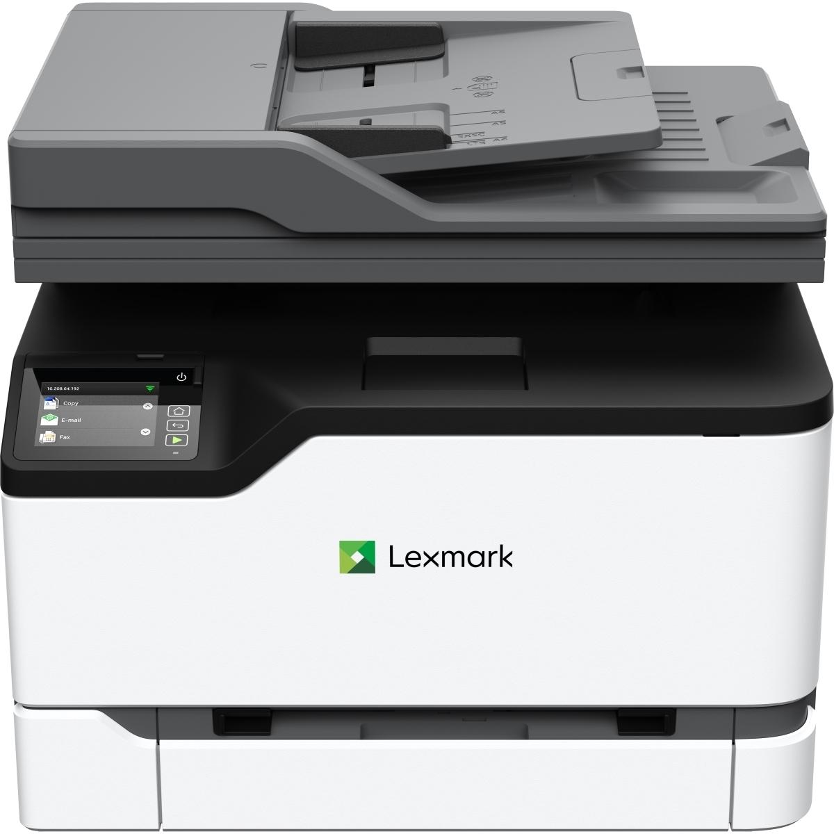 Lexmark MC3326adwe kompakter Farblaser Multifunktionsdrucker 4 Jahre Garantie