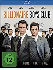 Billionaire Boys Club [Blu-ray) - Amazon Prime