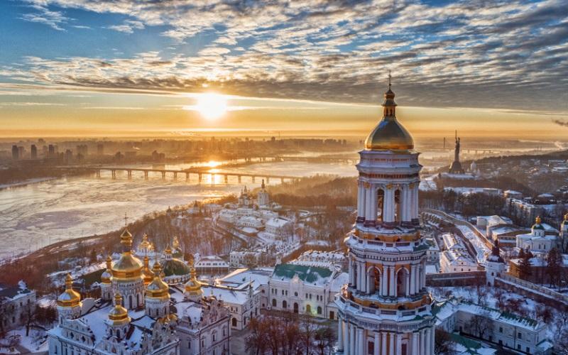 Ukraine: Hin und Rückflug von Leipzig nach Kiew für 60€ im Februar mit Wizz Air