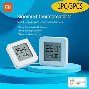 Xiaomi BT4.2 Thermometer Smart Electric Digital Hygrometer Humidity Sensor APP