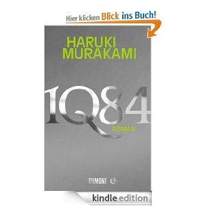 """[ebook alle Plattformen] """"1Q84"""" Buch 1 und 2 von Haruki Murakami (sonst 26,99)"""