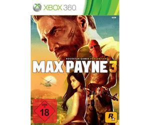 Max Payne 3 - Exklusiv-Edition PS3 und XBOX @ Saturn Super Sunday für je 15,00 EUR