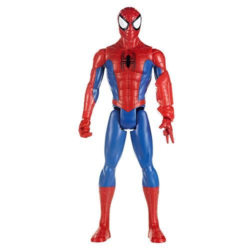 Hasbro - Spider-Man Actionfigur (30cm) - E0649EU4 [Amazon Prime]