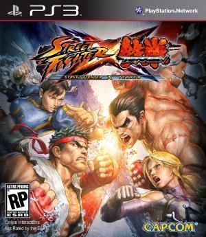 Street Fighter X Tekken [PS 3] für 14,69 €