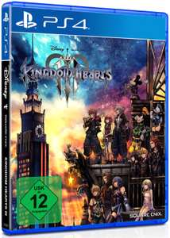 EWD Gaming: z.B. Kingdom Hearts III - 12,99€ | Fade to Silence [PS4] - 15€ | Warhammer: Vermintide 2 Deluxe Edition [PS4] - 19€ | amiibo