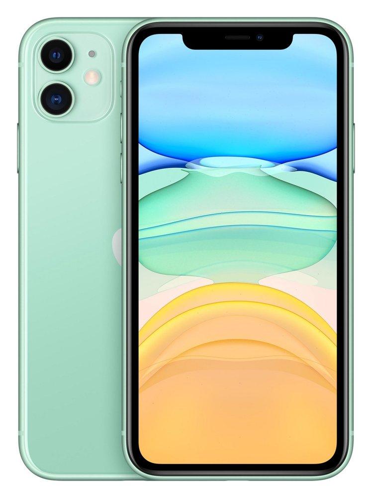(Rakuten/Syswork) iPhone 11 64gb grün und weiß