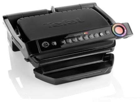 TEFAL GC7148 OptiGrill+ Snacking & Baking schwarz Kontaktgrill
