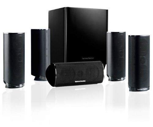 Harman Kardon HKTS16 BQ 5.1 Lautsprecher Set  schwarz bei Ebay