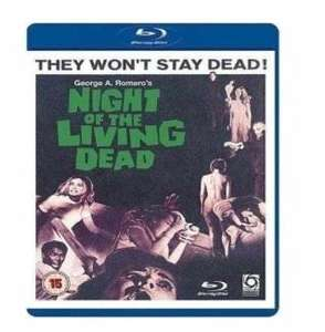 Night Of The Living Dead (Nacht der lebenden Toten) Blu-ray @amazon.de